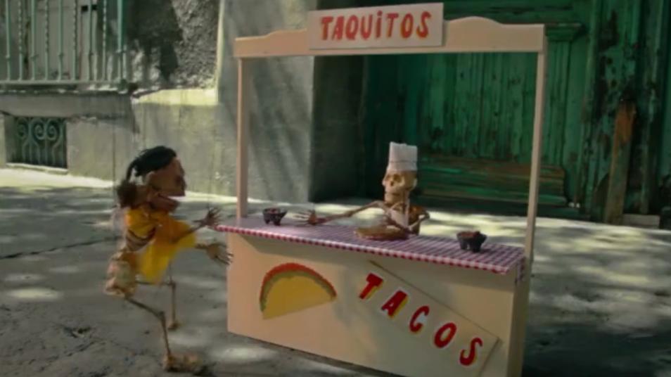"CANAL 5 – DIA DE MUERTOS ""TACOS"""